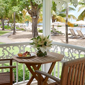 Beachfront Cottages in St Lucia