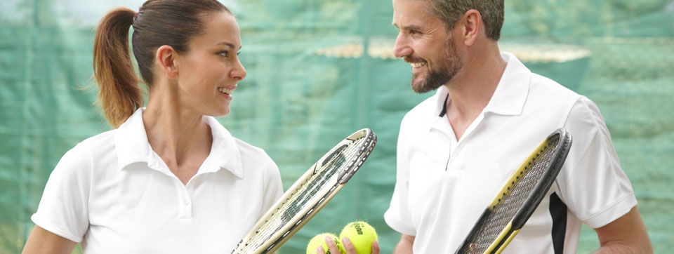 Couples Tennis in St Lucia