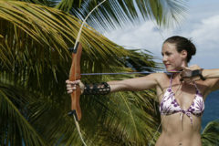 Archery at Rendezvous, St Lucia
