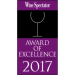 Wine Spectator Award for Rendezvous