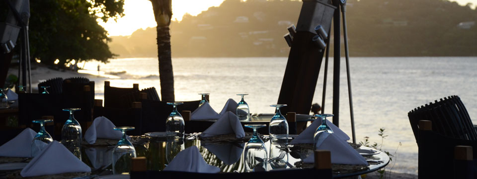 Romantic Dining at Malabar