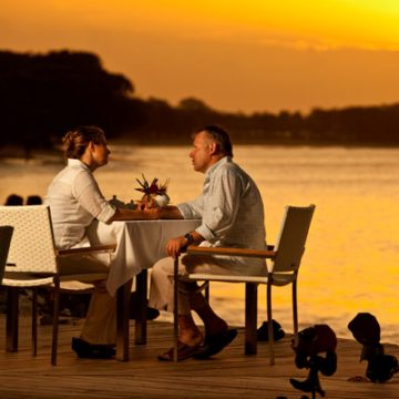 Romantic Evening for Couples at Rendezvous