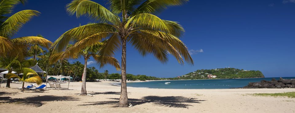 Best Beach in St Lucia