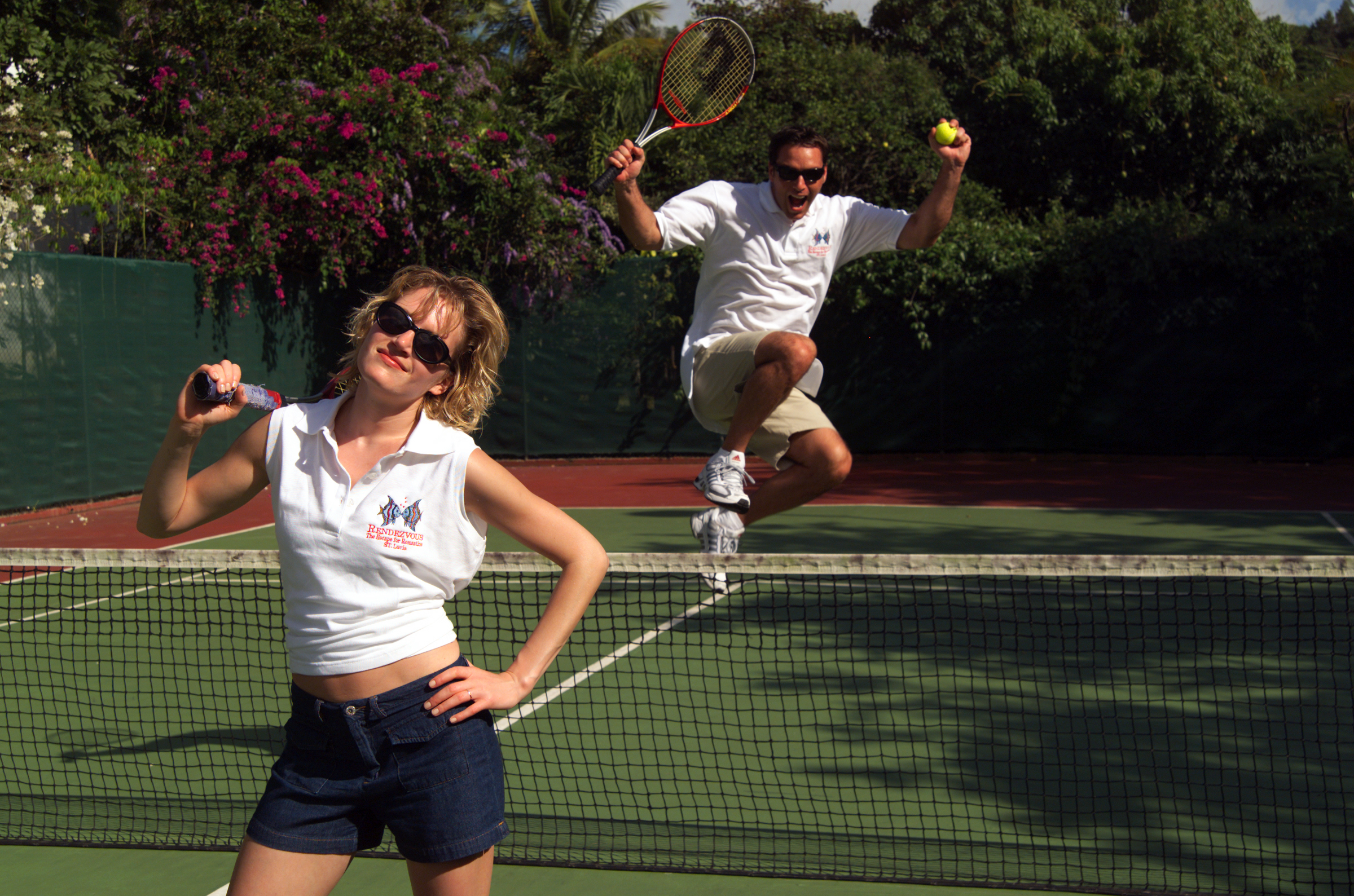 Tennis for Couples at Rendezvous