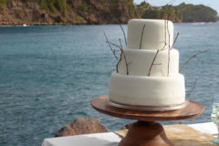 Island Romance in St Lucia Wedding