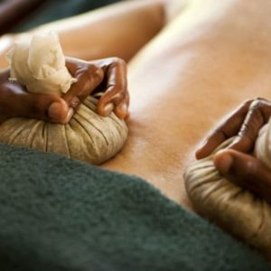 Ayurvedic Treatments at The Spa in the Water Garden