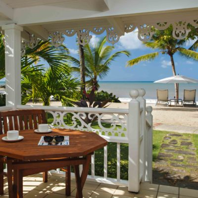 Ocean View Rooms in St Lucia