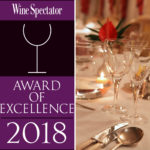St Lucia in Wine Spectator